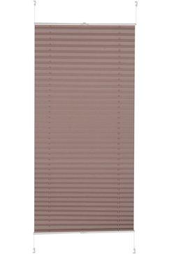 Plissé-vouwgordijn Klemmfix Pisa per stuk