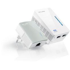 tp-link wifi homeplug kit 500mbps- tl-wpa4220kit wit