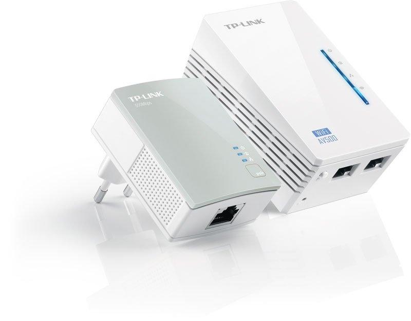 TP-Link WiFi Homeplug Kit 500mbps- TL-WPA4220KIT online kopen op otto.nl