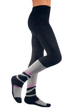 cfl ski-maillot voor kinderen roze
