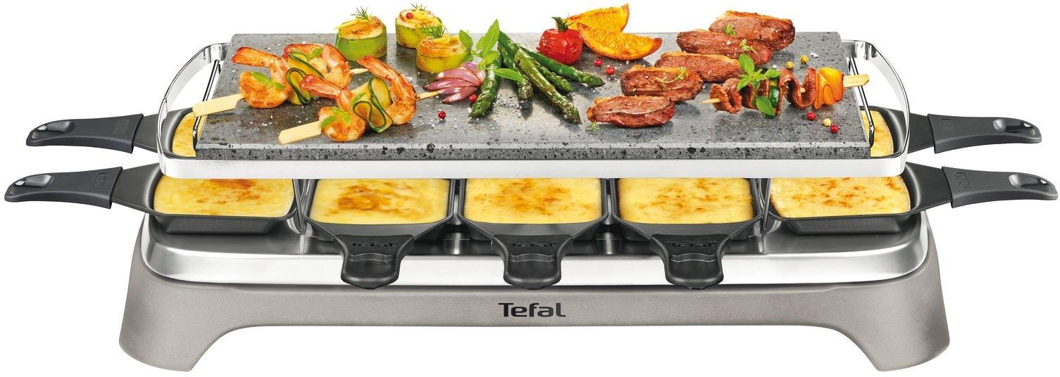 Tefal raclette Pierrade PR457B Grillplaat van steen goedkoop op otto.nl kopen