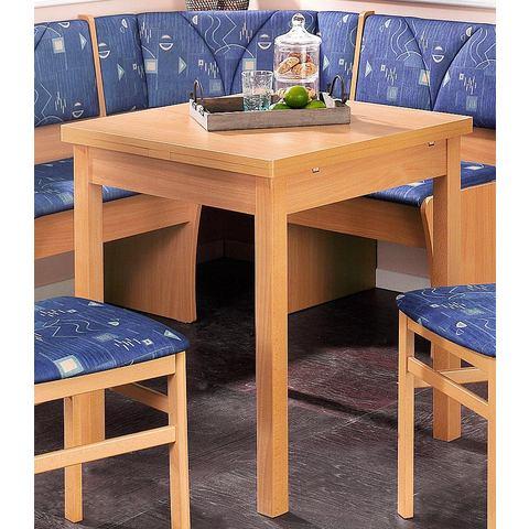 Eettafels Eettafel met 2 uittrekbare bladen 508854