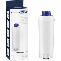 de'longhi waterfilter dlsc002, voor alle volautomatische koffiezetapparaten met waterfilter van de'longhi wit