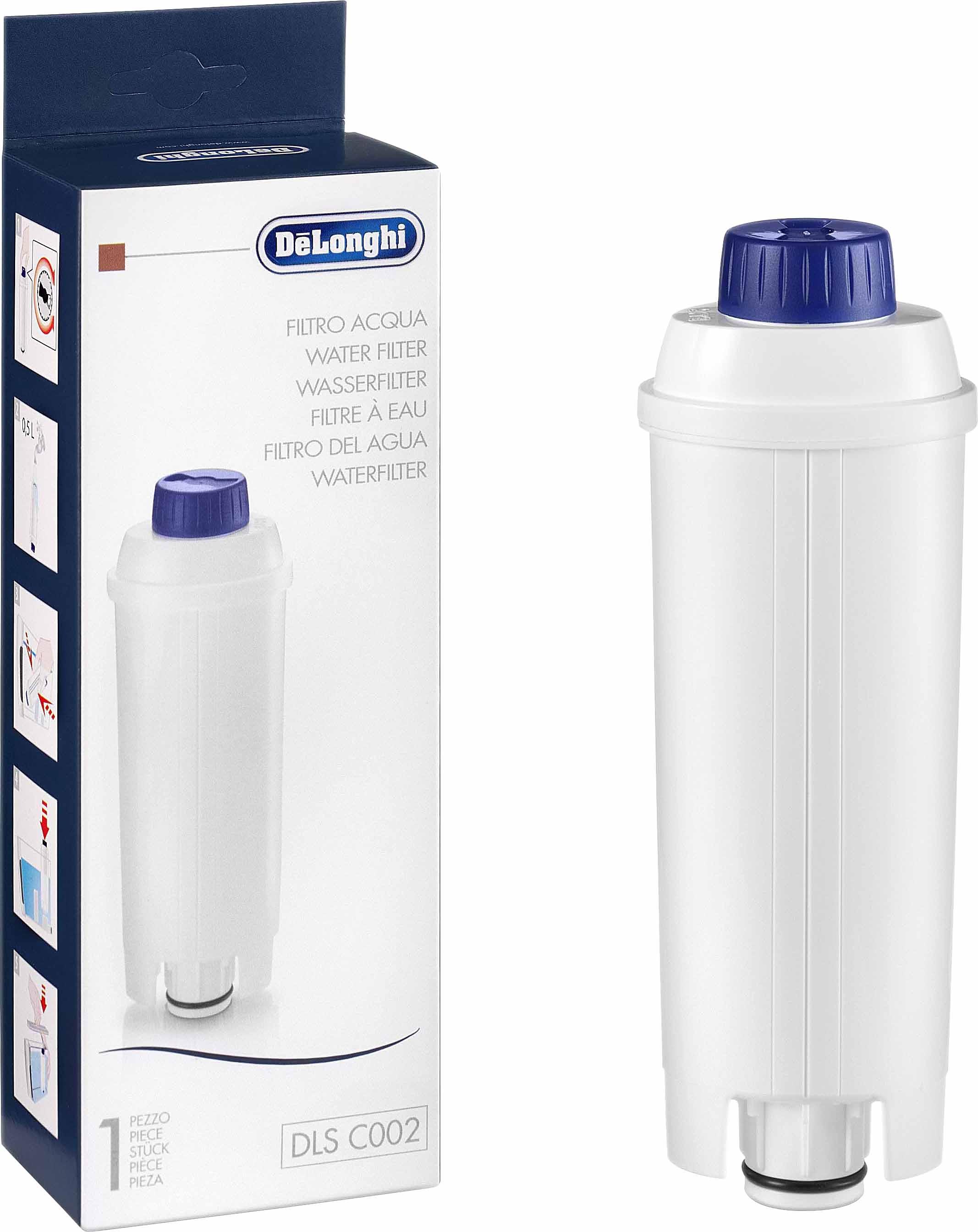 De'Longhi waterfilter DLSC002, voor alle volautomatische koffiezetapparaten met waterfilter van de'longhi - gratis ruilen op otto.nl