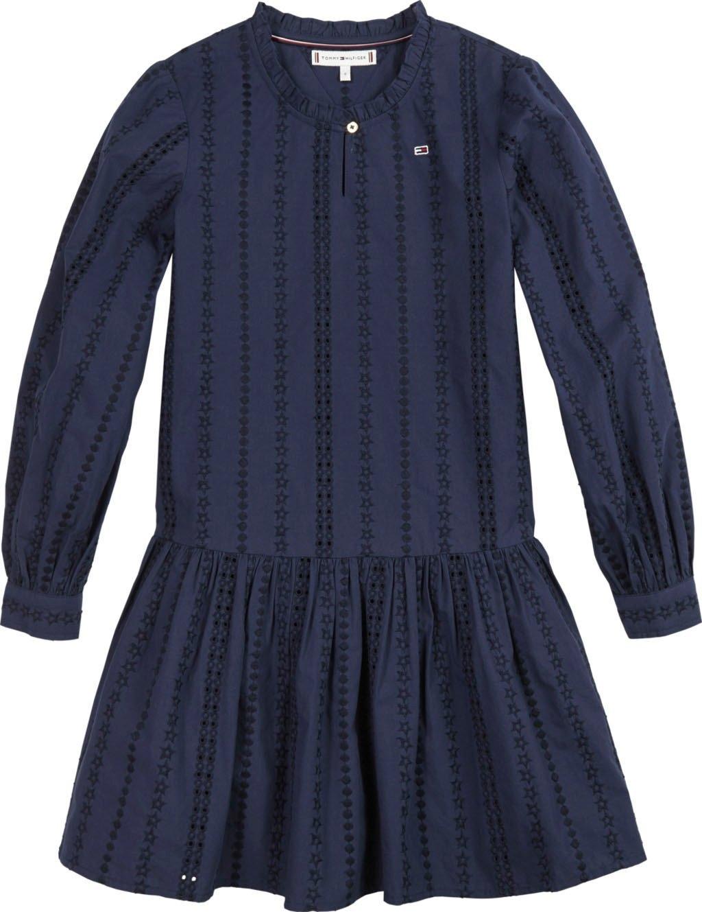 Tommy Hilfiger jurk in a-lijn nu online bestellen