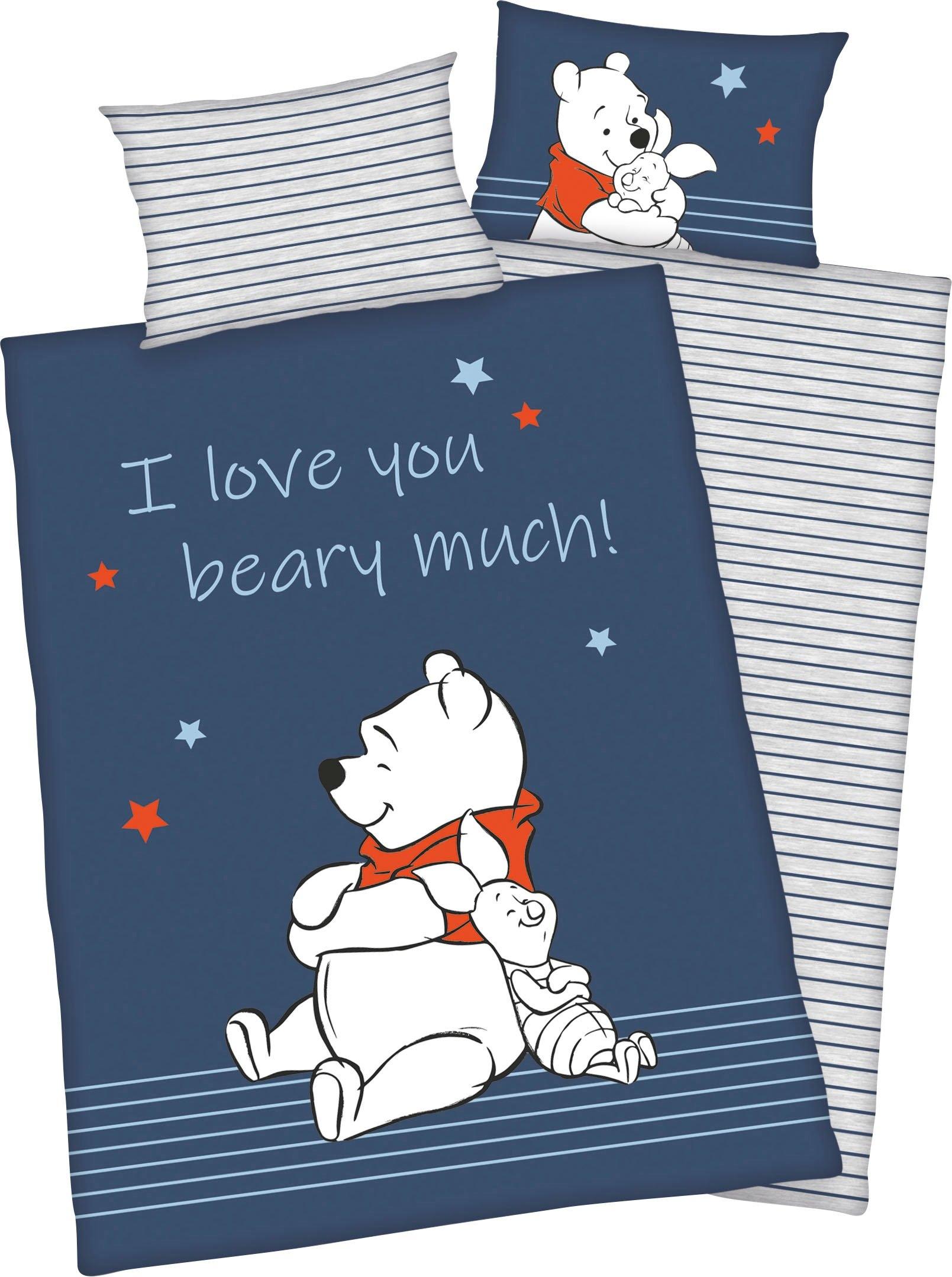 Disney baby-overtrekset »Winnie Pooh« in de webshop van OTTO kopen