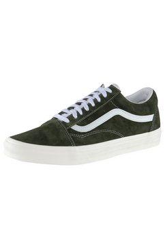 vans sneakers »old skool« groen