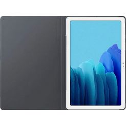samsung tablethoes book cover ef-bt500 voor galaxy tab a7 grijs