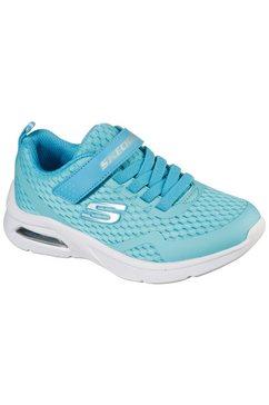 skechers kids sneakers microspec max met lichte loopzool blauw