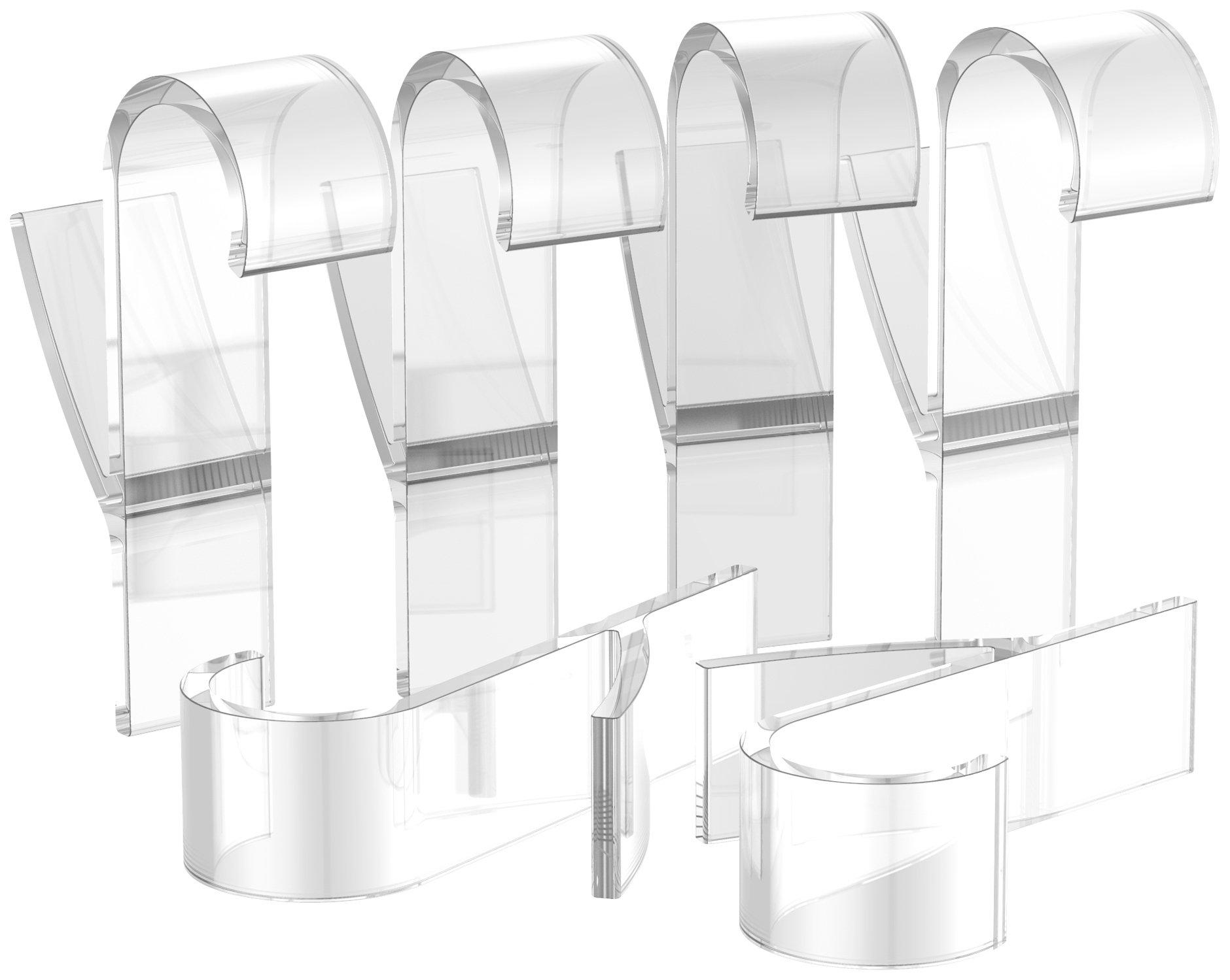Eisl Handdoekhaakjes BA0900 voor ronde verwarmingsbuizen (set, 6 stuks) nu online bestellen
