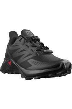 salomon runningschoenen »supercross blast w« zwart
