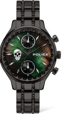 police multifunctioneel horloge banff, pl16075bsu.30m