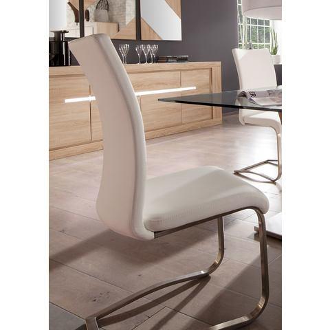 Eetkamerstoelen Stoel schommelstoel met comfortabele vulling 258814