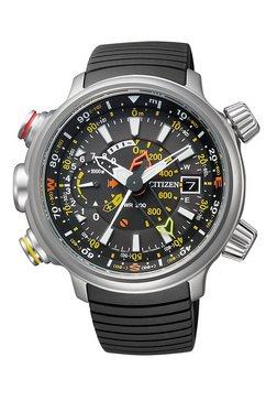 citizen, horloge 'bn4021-02e' zwart