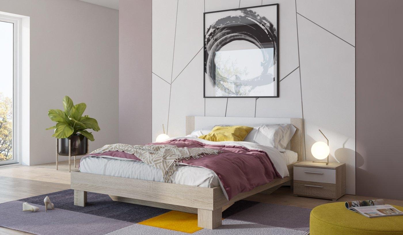Helvetia Meble slaapkamerserie VERA (3 stuks) bestellen: 30 dagen bedenktijd