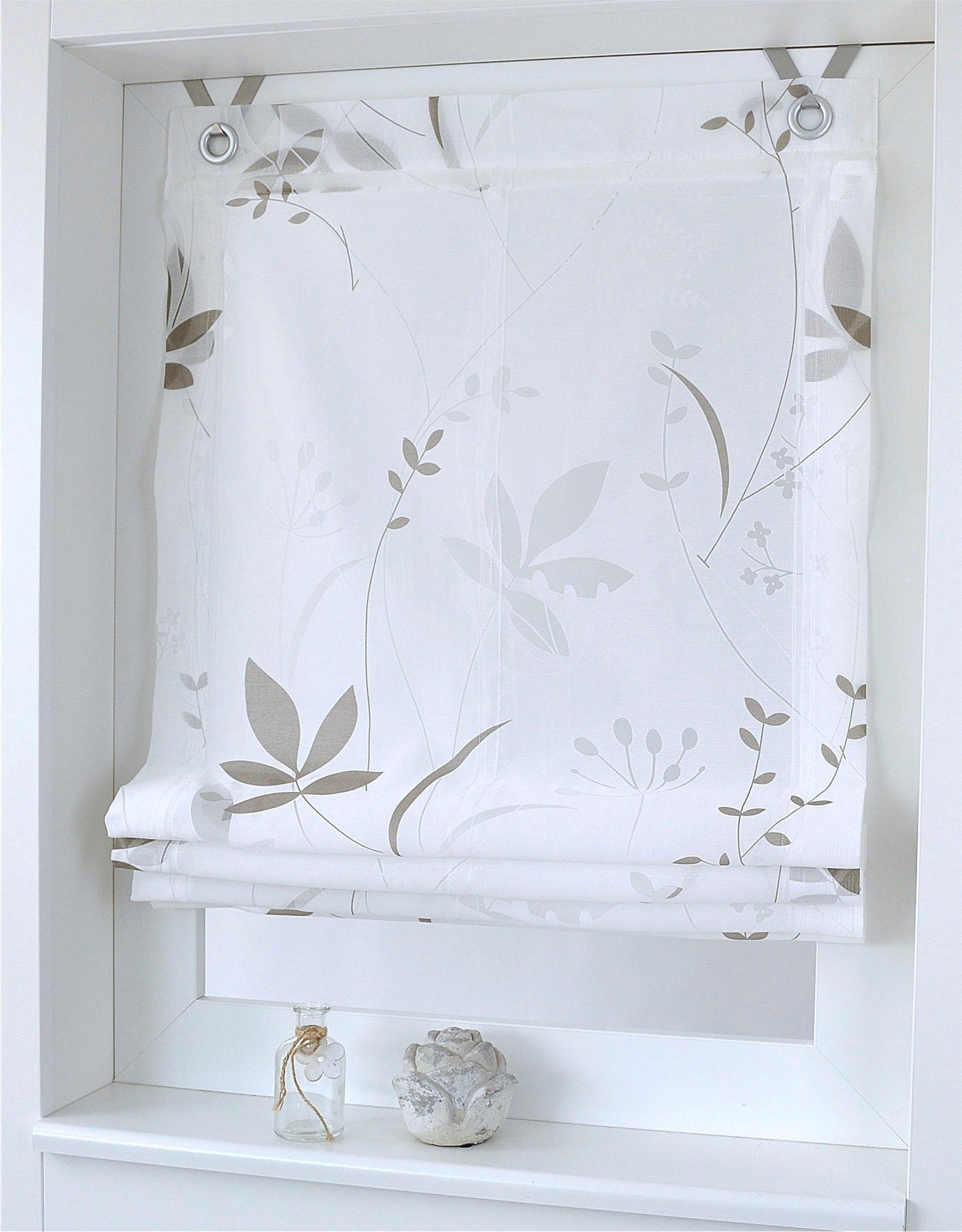 Kutti vouwgordijn Dandelion MARC (1 stuk) in de webshop van OTTO kopen