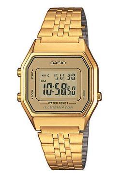 casio vintage chronograaf »la680wega-9er« goud