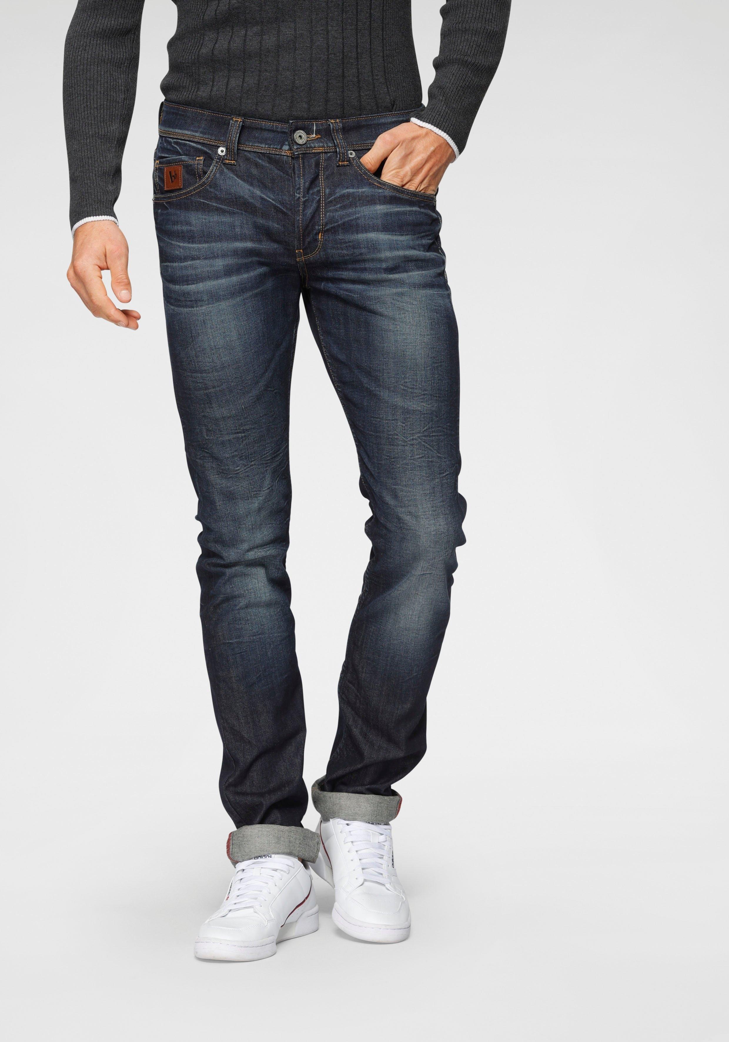 Bruno Banani slim fit jeans Jimmy (stretch) nu online kopen bij OTTO