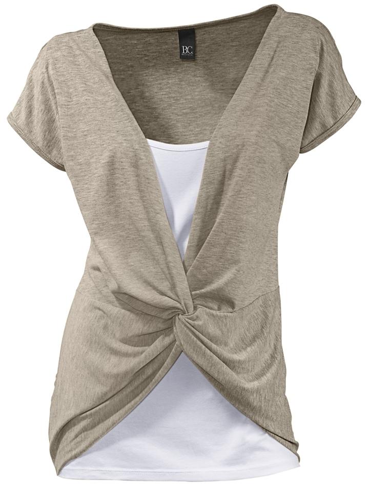 LINEA TESINI by Heine Shirt 2-in-1 voordelig en veilig online kopen