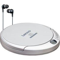 lenco »cd-201sl« cd-speler zilver