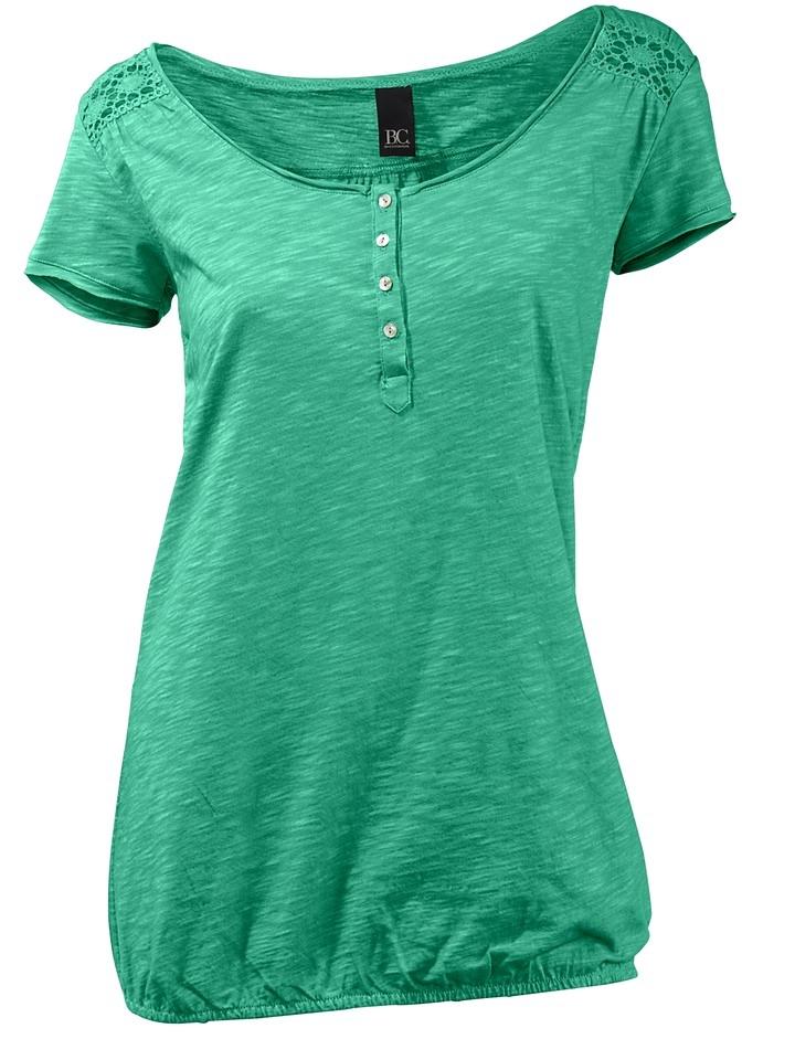 Op zoek naar een heine Shirt met ronde hals? Koop online bij OTTO