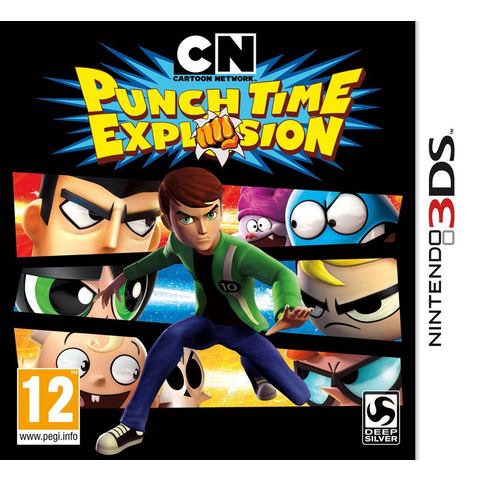 3DS Game Cartoon Network, Punch Time Explosion