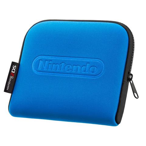 Nintendo Nintendo 2DS opberghoes Blauw