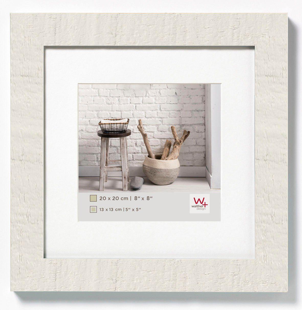 Walther Home Fotolijst Fotomaat 30x30 cm Polar Wit online kopen