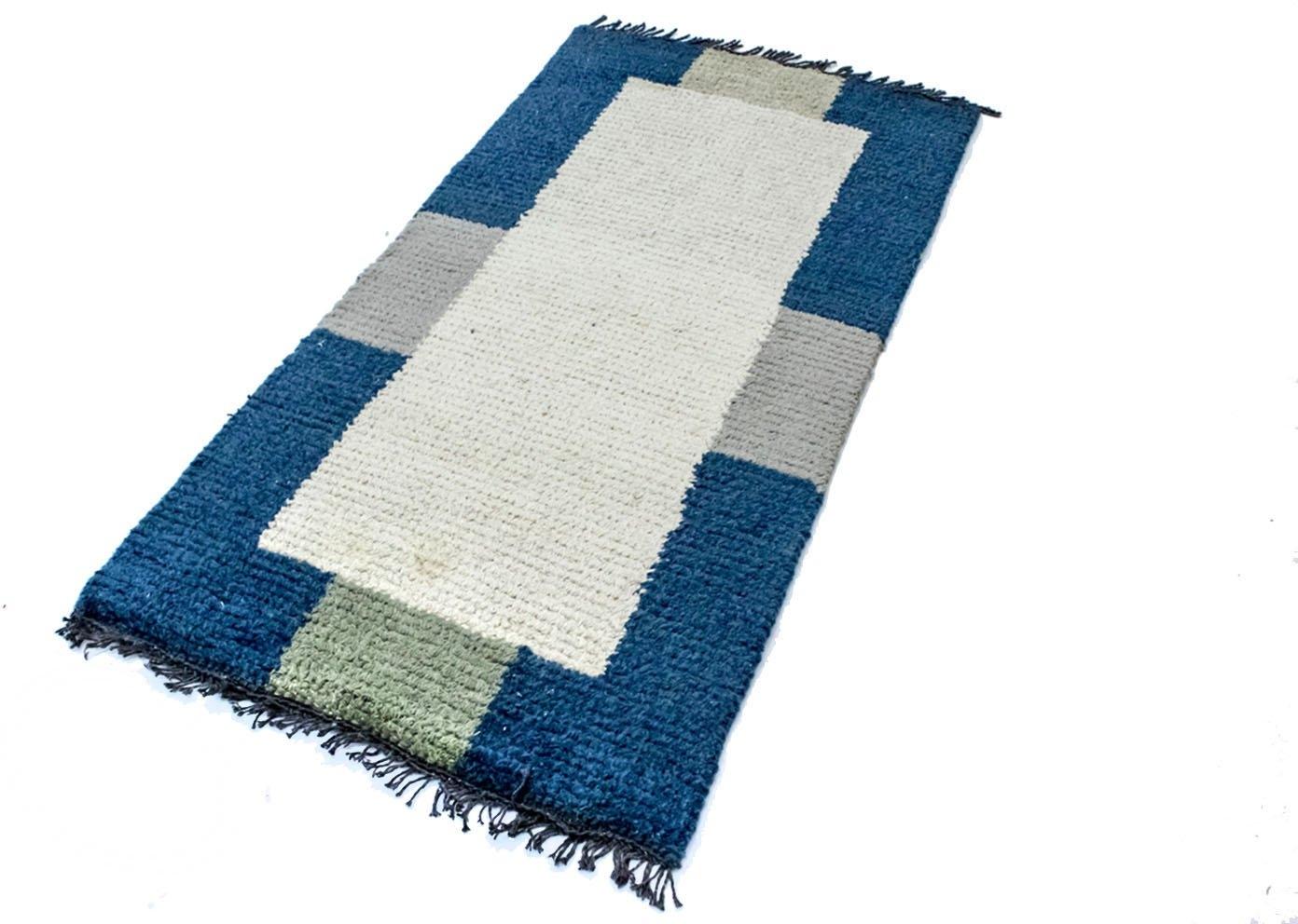 morgenland wollen kleed Nepal Teppich handgeknüpft beige handgeknoopt online kopen op otto.nl