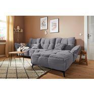 mr. couch hoekbank cooper 5 jaar fabrieksgarantie op koudschuimvulling, duurzaamheid, exclusieve collectie grijs