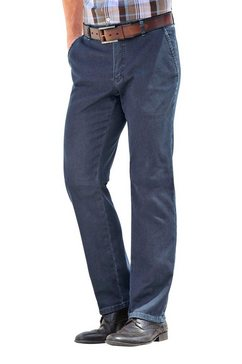 club of comfort relax fit jeans blauw