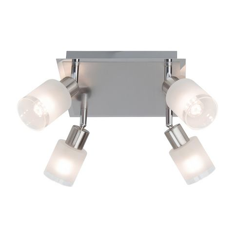 BRILLIANT LED-plafondlamp met 4 fittingen