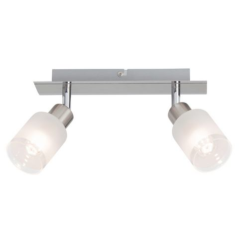 BRILLIANT LED-plafondlamp met metalen behuizing