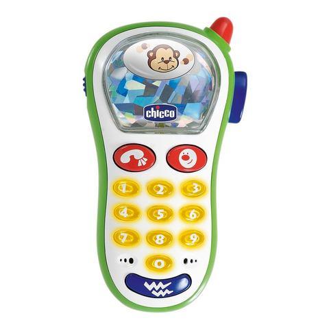 Chicco fototelefoon met trilfunctie