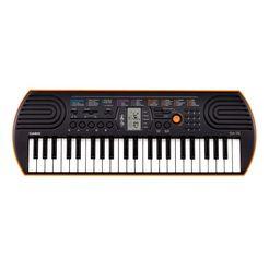 casio mini-keyboard-set sa 46 zwart