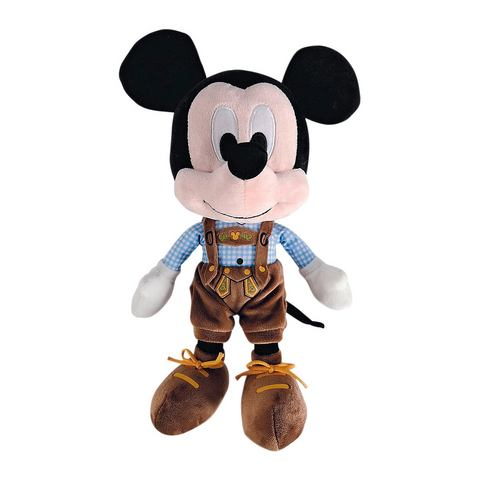 SIMBA® Mickey Mouse in lederhose