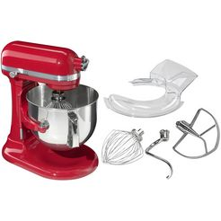 kitchenaid keukenmachine artisan 5ksm7580xeer rood