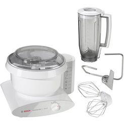 bosch keukenmachine universal plus mum6 n11, 6,2 liter, 800 watt wit