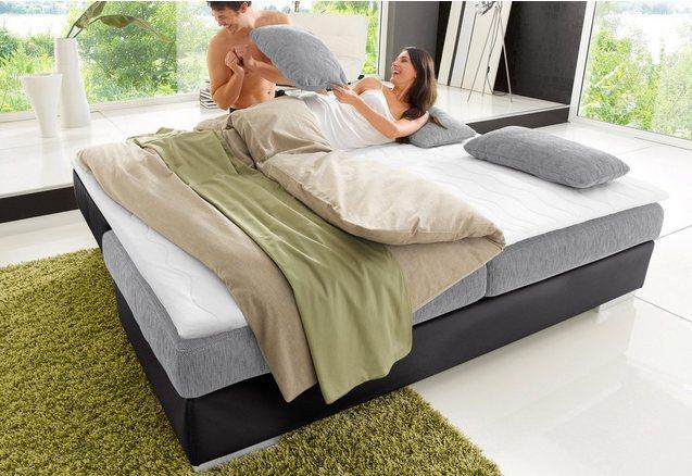 Bedbank met nosag-vering