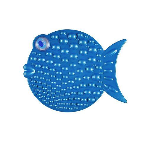 Badkameraccessoires Antislip-douchemat 5577 blauw