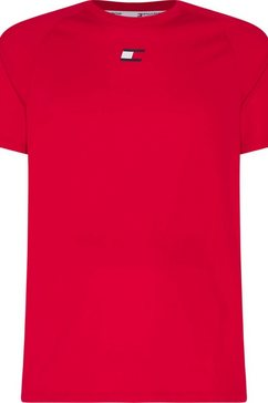tommy sport trainingsshirt rood