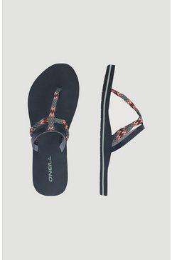 o'neill sandalen »venice ditsy« zwart