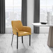 places of style eetkamerstoel maryland (set) geel