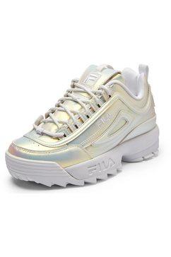 fila sneakers »disruptor f wmn« goud