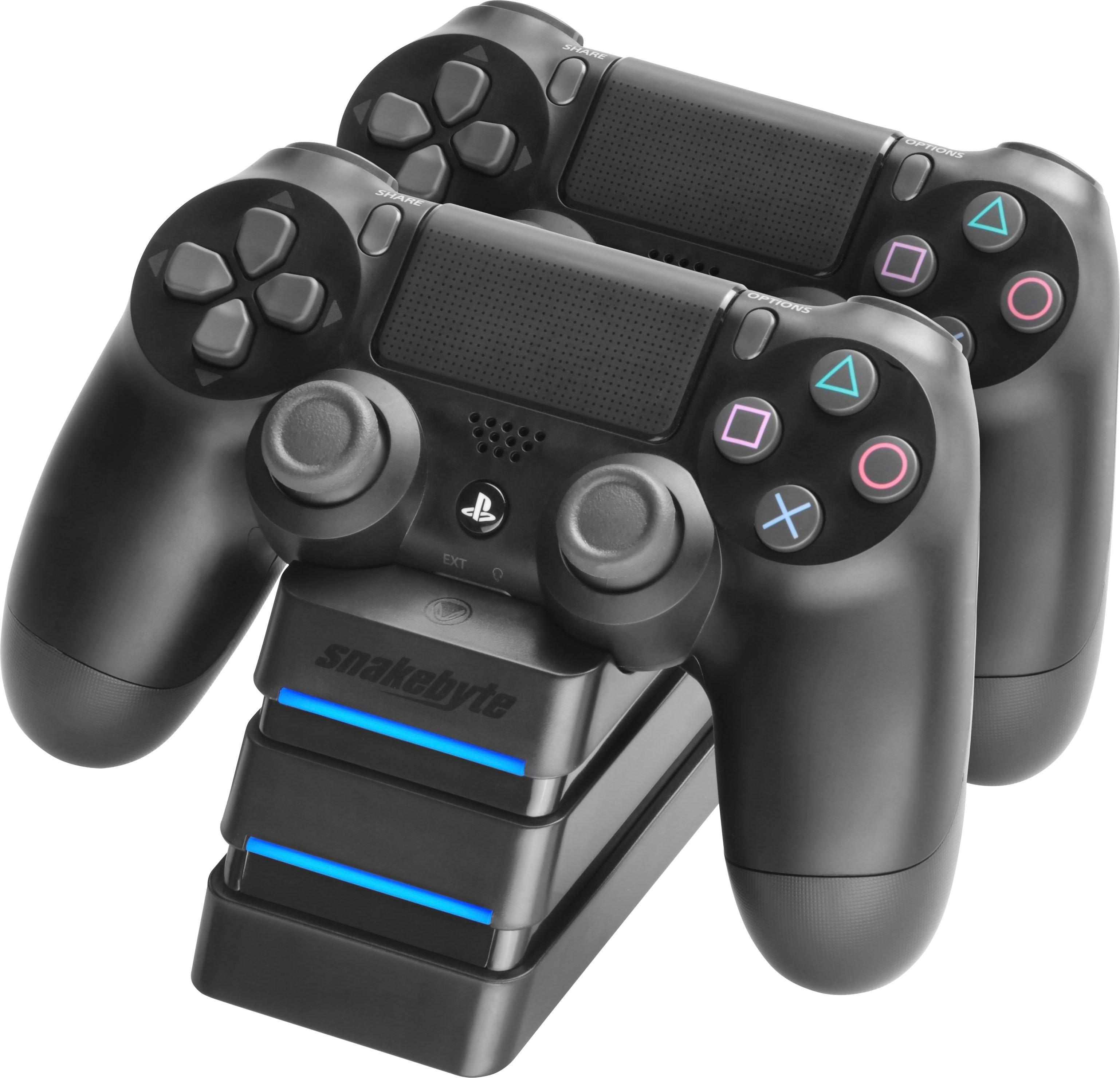 Op zoek naar een Snakebyte controller-oplaadstation Twin: Charge 4 oplaadstation (zwart)? Koop online bij OTTO