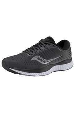 saucony runningschoenen »guide 13« zwart