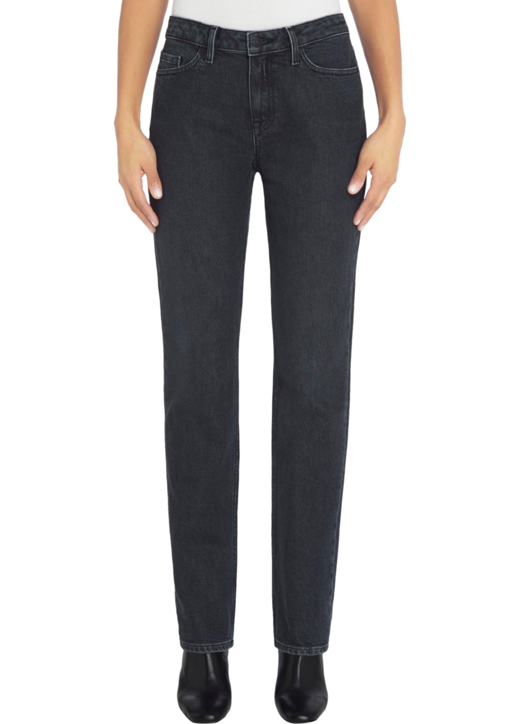 TOMMY HILFIGER straight jeans »ROME STRAIGHT RW ALI« nu online bestellen