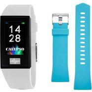 calypso watches smartime, k8500-1 smartwatch wit
