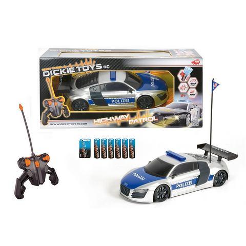 DICKIE TOYS Complete RC-set Highway Patrol
