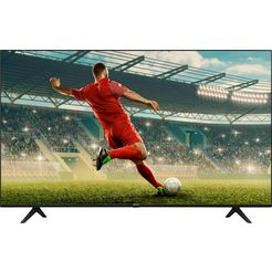 "hisense led-tv 50ae7010f, 126 cm - 50 "", 4k ultra hd, smart-tv, 4k ultra hd zwart"
